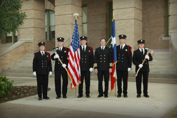 1025Honorguard with Chief